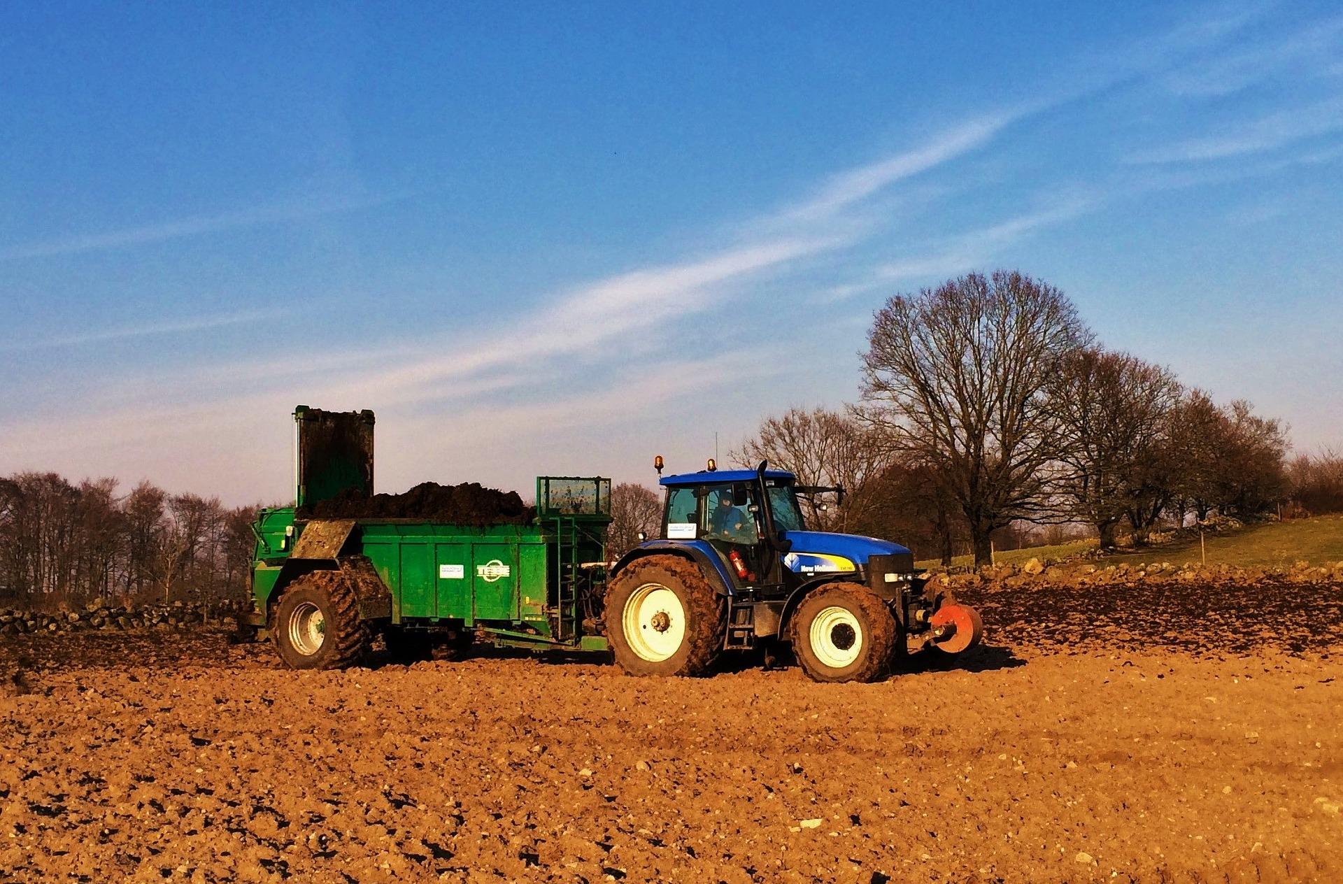 Epandage digestat fumier coproduits organiques fertilisants biosourcés compost